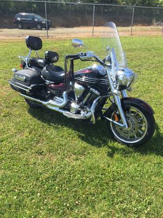 Photo 2006 Yamaha Stratoliner 1900 Touring - $5,500 (Greeneville)