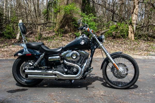Photo 2010 Harley Davidson FXDWG Dyna Wide Glide - $8,500 (Johnson City)