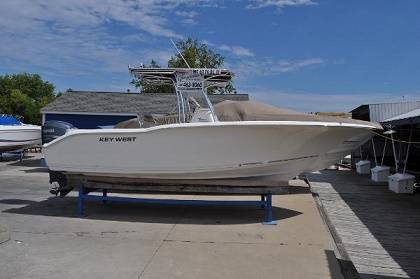 Photo 2010 Key West 244 Center Console - $27,900 (tri-cities, TN)
