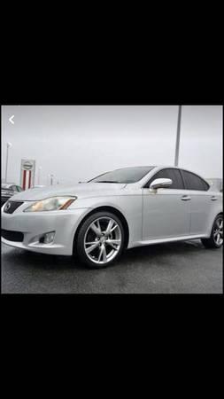 Photo 2010 Lexus IS  IS 250 Sport Sedan 4D - $11,200 (Piney Flats,tn)