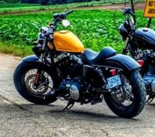 Photo 2012 Harley-Davidson 1200 Sportster 48 - $6,500 (Greeneville TN)