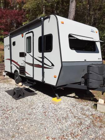 Photo 2014 JAYCO JAY FEATHER ULTRA LITE 18FDB - $10,000 (Lenoir City)