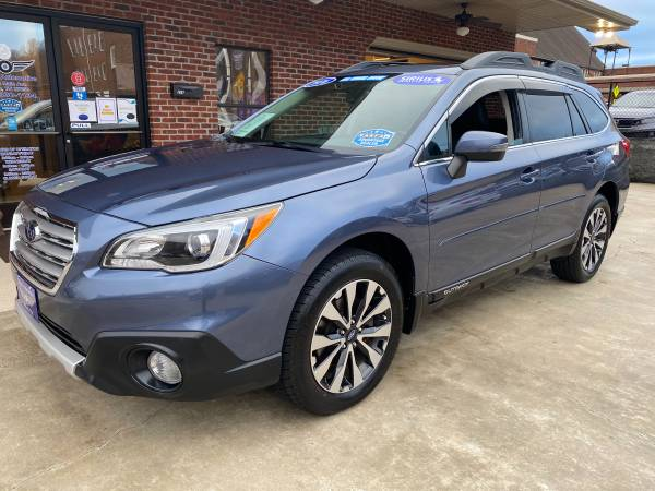 Photo 2016 SUBARU OUTBACK LIMITED AWD HEATED LEATHER SUNROOF ALL OPTIONS - $14,900 (Erwin)