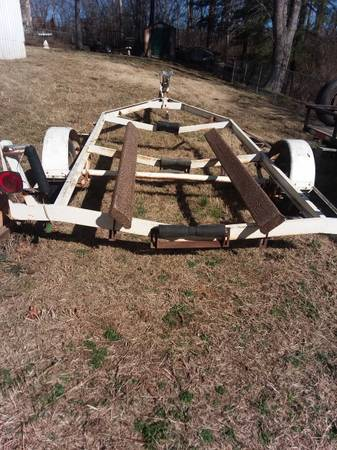 Photo Boat Trailer - Sell or Trade - $1,250 (West Knox)