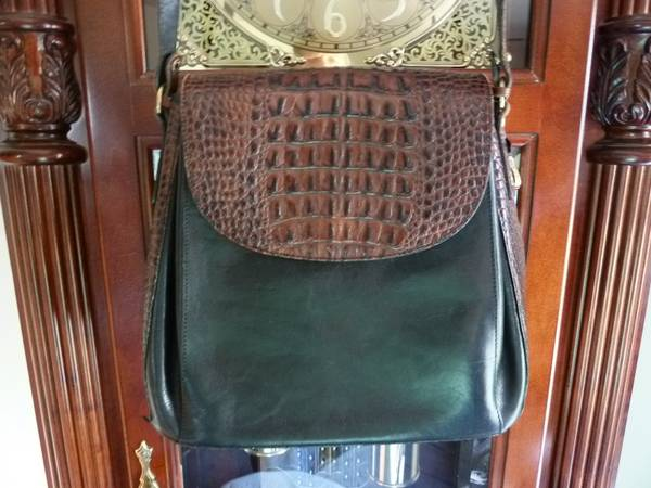 Photo Brahmin Handbag with Matching Wallet - $50