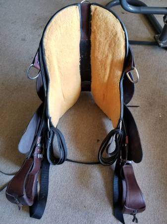 Photo Circle Y SHERIDAN FLEX2 TRAIL saddle - $1,400 (Mosheim)