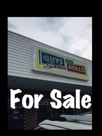 Photo Guys and Dolls Salon Sevierville Tn - $35,000 (Sevierville)