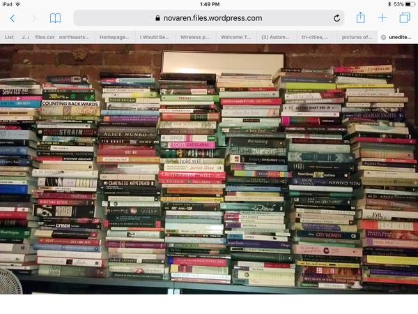 Photo Looking For Books I will buy or clear out for free (Johnson City)