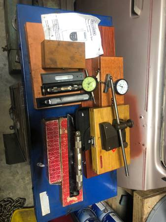 Photo Machinist tools and Consumables - $1 (Greeneville, TN)