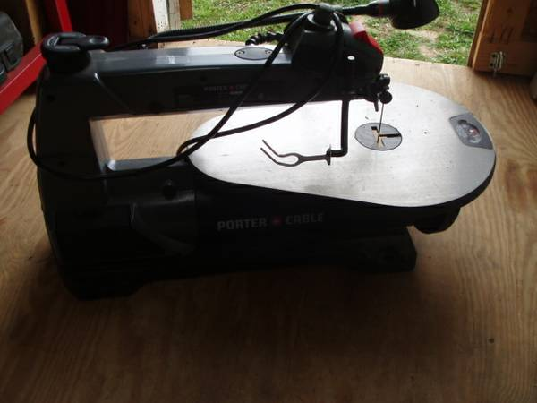 Photo Porter Cable Scrool Saw - $139 (Midway, TN)