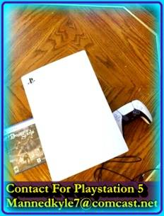 Photo Sony PS5 Blu-Ray Edition Console - $600 (tri-cities, TN)