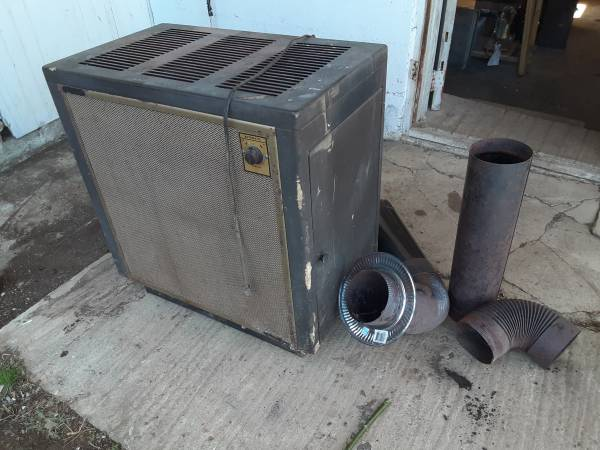 Photo Super heater Stove Wood or Coal - $200 (Limestone)