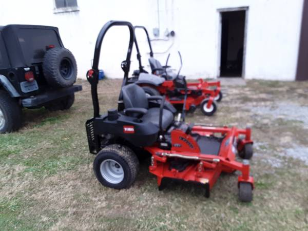 Photo Toro z master commercial mower. - $2,900 (Johnson City)