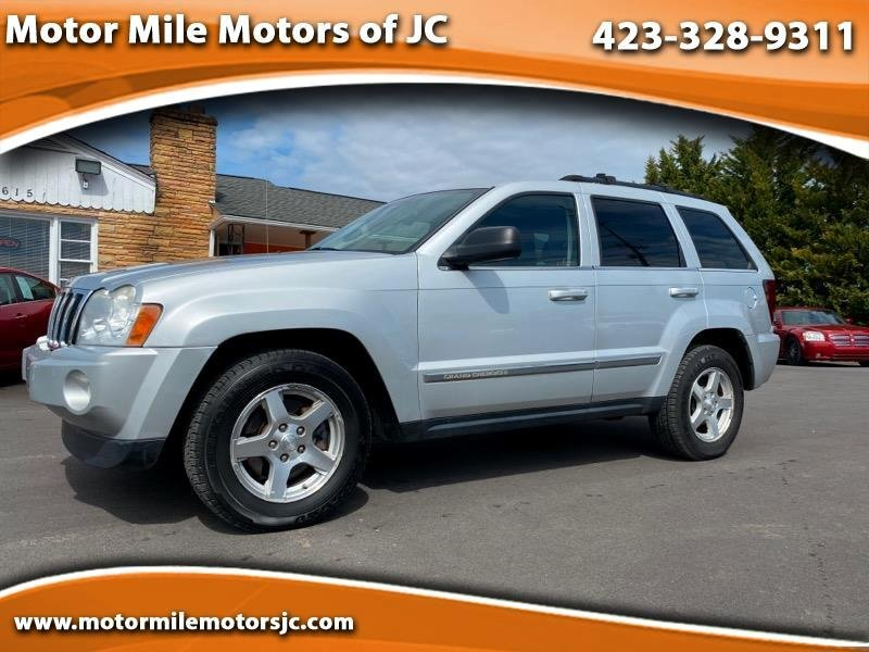 Photo Used 2005 Jeep Grand Cherokee 2WD Limited for sale