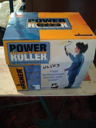 Photo Wagner power roller - $50 (Johnson City)