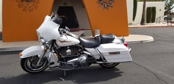 Photo 07 Harley Road King FLHR - $8,000 (Green Valley)