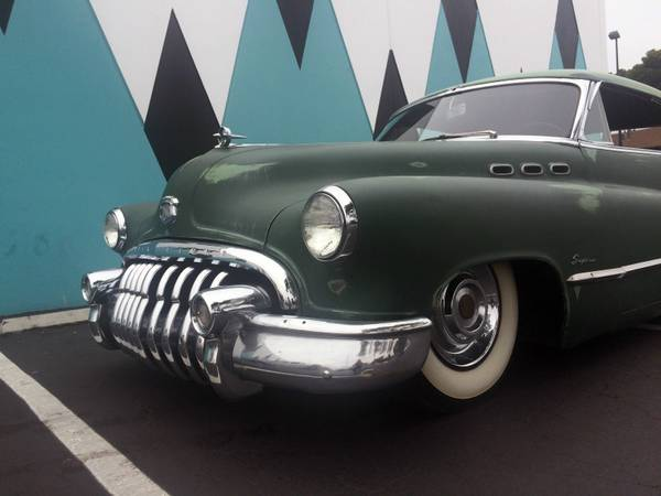 Photo 1950 BUICK SUPER 2-DOOR RIVIERA - $15,000 (Tucson)