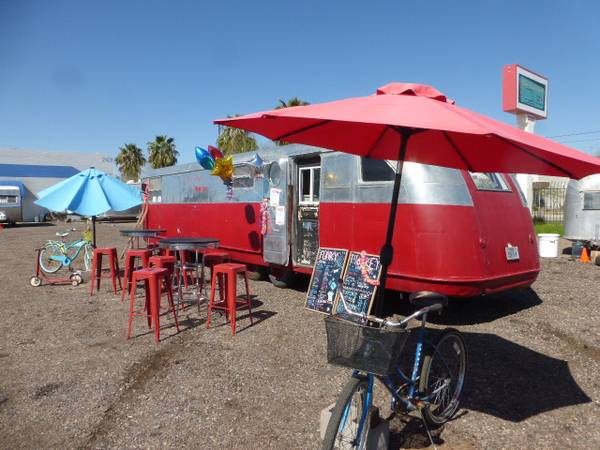 Photo 1951 Spartan Snow Cone Trailer Business (food Truck) - $19500 (Phoenix)