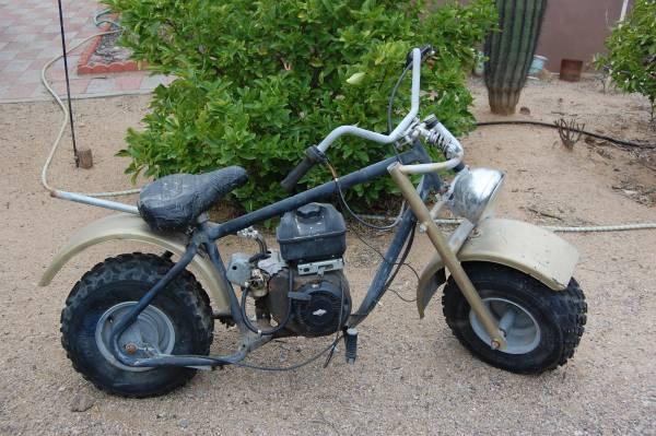 Photo 1960s Mini Bike - $300 (SAHUARITA)
