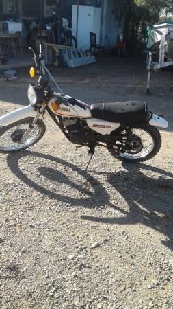 Photo 1979 Yamaha DT 100 G Enduro - $1200 (Tucson)