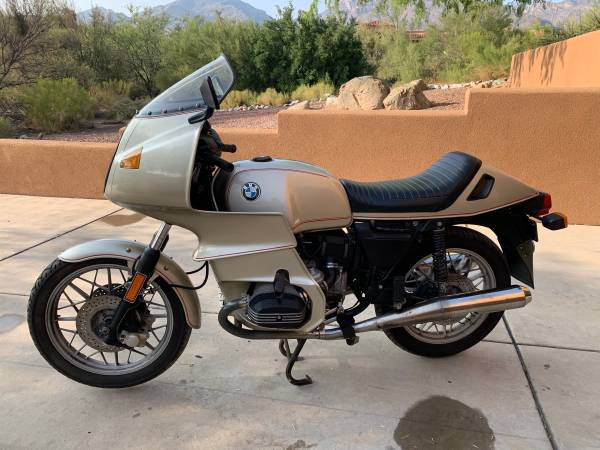 Photo 1980 BMW R100RS - $5,595 (NE Tucson)