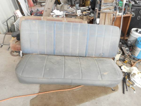 Photo 1990 Ford Pickup F150 F250 F350 front seat 80 up F Series - $125 (Tucson)