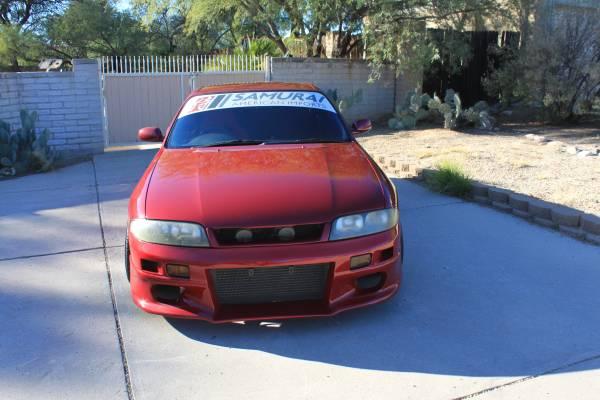 Photo 1994 Nissan Skyline gtst - $17900 (Tucson)
