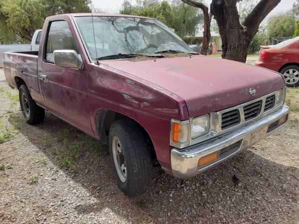 Photo 1997 Nissan Pick up hardbody - $1,234 (tucson)