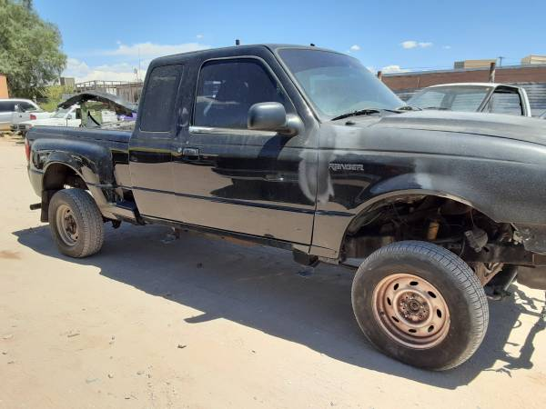 Photo 2002 Ford Ranger 4x4 parting out - $1,111 (Tucson)