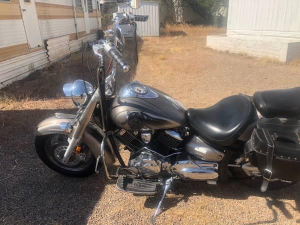 Photo 2002 Yamaha V-Star Custom 1100 - $3,500 (Tucson)