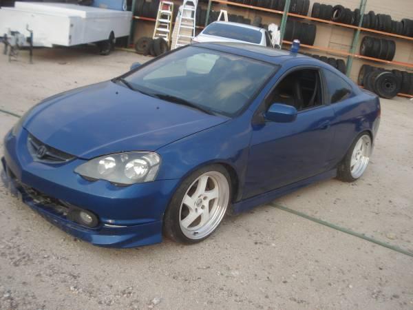 Photo 2002 acura RSX type S - $3,500 (Midtown)