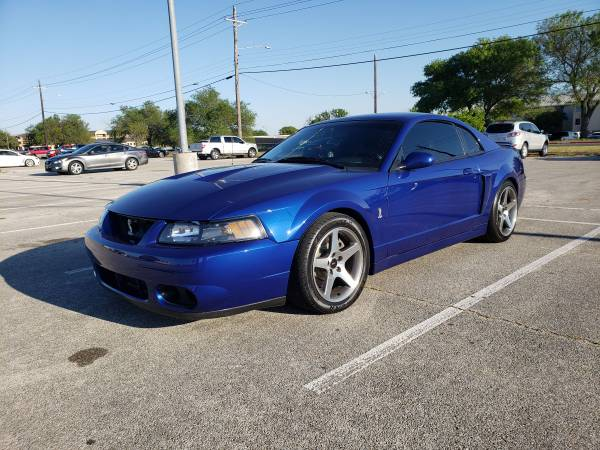 Photo 2003 Ford Mustang Cobra - $26,000 (Nogales)
