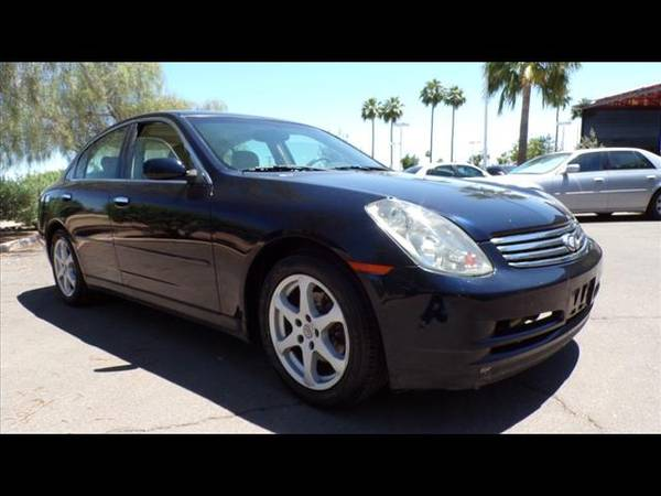 Photo 2004 INFINITI G35 Base - Super Clean - $5995 (Interest Rates Starting at 2.24)