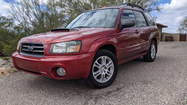 Photo 2004 Subaru Forester XT - $6000 (Tucson)
