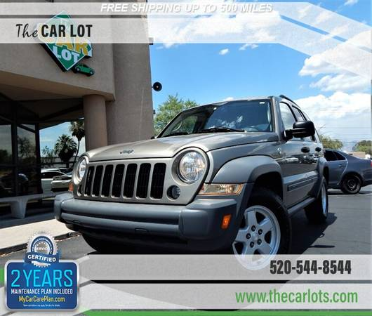 Photo 2005 Jeep Liberty Sport TRAIL RATED 4x4 CLEAN  CLEAR ACCIDENT - $5995