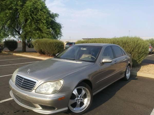Photo 2006 Mercedes Benz S430 Premium Pkg Like new Clean Title $6500 - $6,500