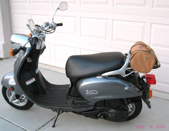 Photo 2006 - Yamaha Vino 125cc - $1,275 (Green Valley)