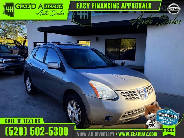 Photo 2010 Nissan ROGUE for $5,999 or $92 per month - $5,999 (GearD Arizona - Tucson)