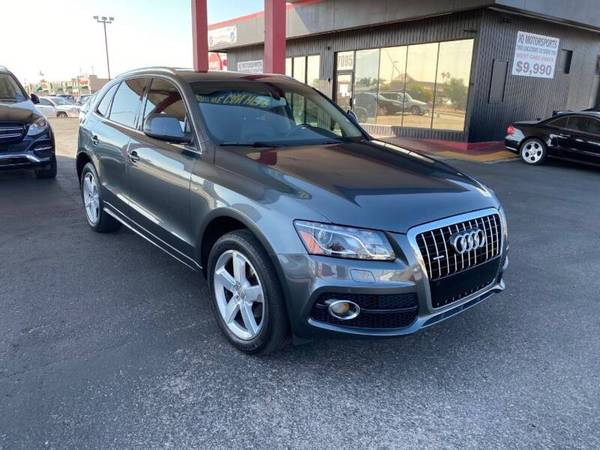 Photo 2012 AUDI Q5 S-LINE PREMIUM IMMACULATE NAVIGATION BACK UP CAMERA - $12,990 (BAD CREDIT WE CAN HELP JQ MOTORSPORTS 7095 E 22ND ST TUCSON)