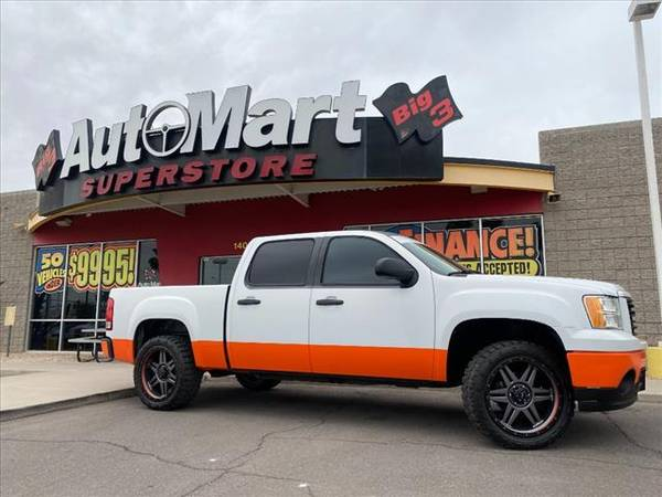 Photo 2012 GMC Sierra 1500 SLE - Finance Here Low Rates Available - $17,465 (Interest Rates Starting at 2.24)