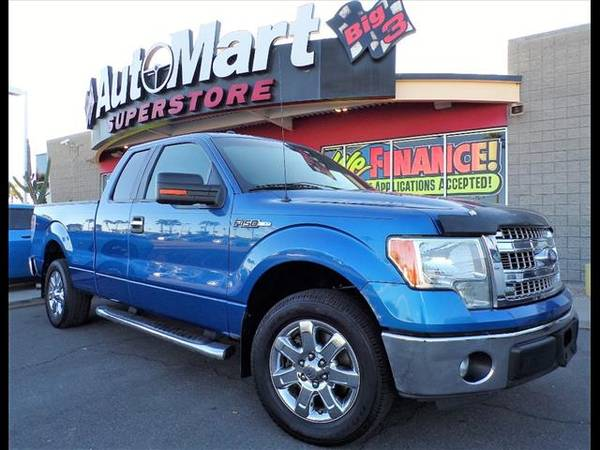 Photo 2013 Ford F150 XLT EXTENDED CAB V6 ALLOY WHEELS NICE TRUCK - $11995 (Interest Rates Starting at 2.24)