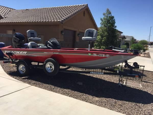 Photo 2018 Bass Tracker Pro Team TXW 175 - $17,000 (Tucson, AZ)