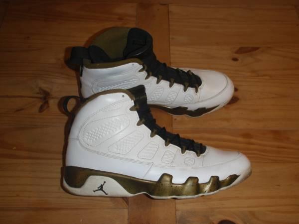 Photo Air Jordan Retro IX (9) - quotStatuequot - Size 11 - $75 (Northeast)