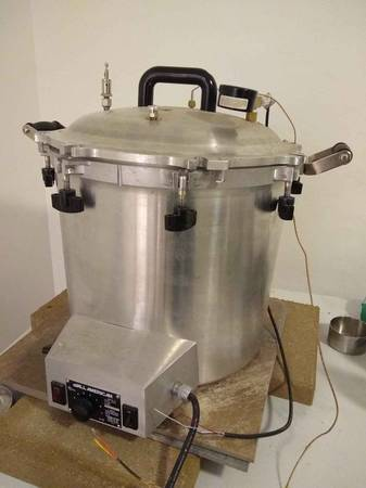 Photo All American 75x - Autoclave, pressure cooker, distillery - $100 (1st and Prince)