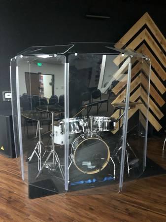 Photo Drum shield - $250