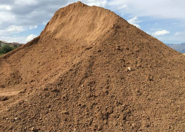 Photo FILL DIRT FOR SALE  14 TONS -----gt - $150 (Tucson)