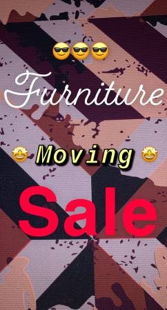 Photo Furniture Moving Sale (Fountain Hills)