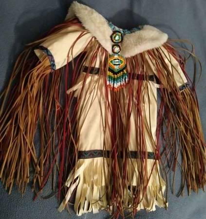 Photo Handmade Native American Doll Dress - $35 (Midtown)
