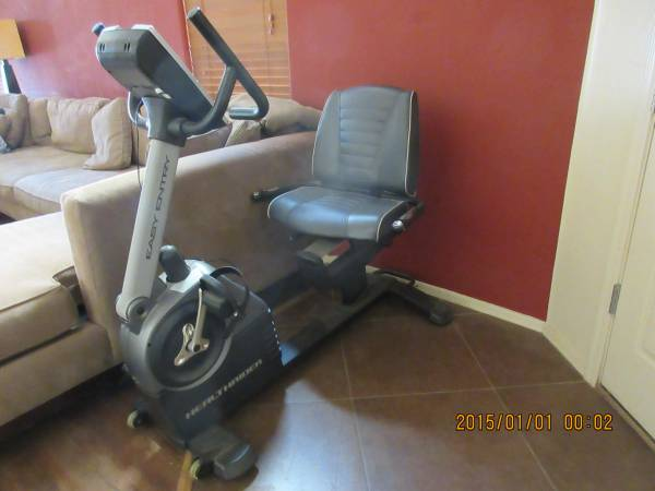 Photo Healthrider Stationary Exercise Bike - $375 (Tucson)