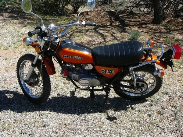Photo Honda XL 70 - $1850 (East Side)
